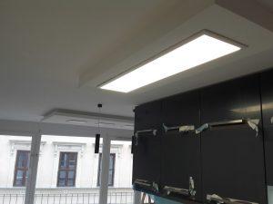 villanyszerelő ledes lámpa